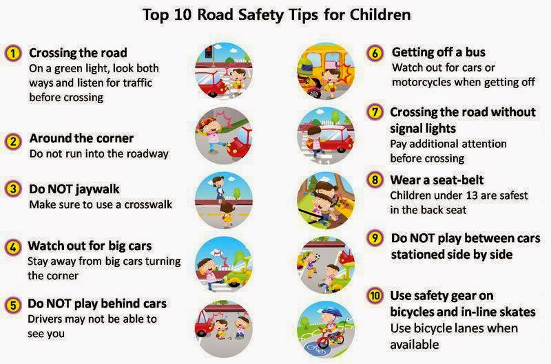 A Clarion Call For Safe Roads Safe Child Initiatives